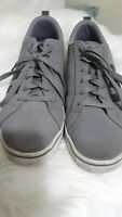 Adidas (Men's Size 9.5) Running Sneakers Grey Shoes