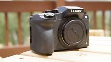 Panasonic LUMIX G7 4K Digital Camera - Black (Body Only)