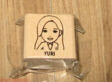 GIRLS' GENERATION SMTOWN COEX Artium SUM OFFICIAL GOODS YURI CHARACTER STAMP