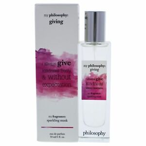 My Philosophy Giving by Philosophy for Women - 1 oz EDP Spray