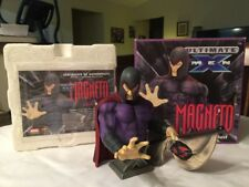 Marvel Ultimate X-Men Magneto Ultimate Bust Sculpture Regular Edition Certified
