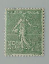 France année 1927 1931 234 neuf trace de charnière * type semeuse lignée