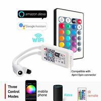 WiFi Remote Fernbedienung Steuerung Controller Android/IOS RGB LED Streifen
