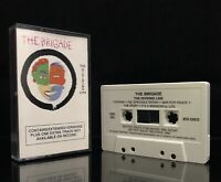 The ( Youth ) Brigade - Dividing Line Cassette Tape 1986 Rare Alt Rock 80s Punk