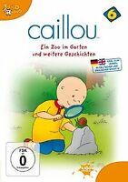 Caillou 06 - Ein Zoo im Garten und weitere Geschichten vo... | DVD | Zustand gut