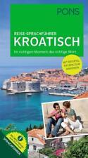 PONS Reise-Sprachführer Kroatisch (2015, Taschenbuch)