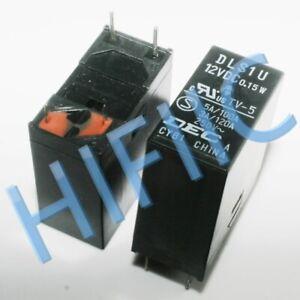 1PCS DLS1U 12VDC Relay,DEC Brand New