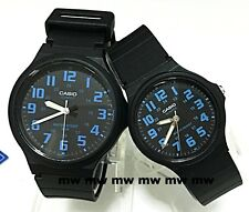 Casio Watch MW-240-2 MQ-24-2 Numbering Resin Analog Quartz COUPLE LOVER PAIR New