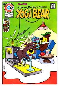 YOGI BEAR #23 in VF/NM condition a 174 Bronze Age Hanna-Barbera Charlton comic