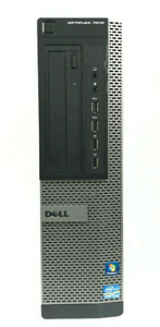 Dell OptiPlex 7010 Intel Core i5-3470 8GB DDR3 NO HDD/SSD (See description)