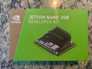NEW NVIDIA Jetson Nano 2GB Developer Kit 945 13541 0000 000 ARM Solid State