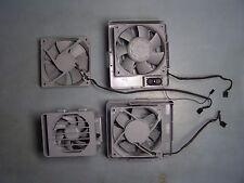 Mac Pro 4,1 5,1 2009-2012 Case Fan Group - Complete set of four fans