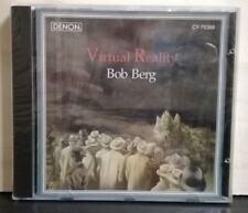 BOB BERG-VIRTUAL REALITY- I CAN'T HELP LOVIN' THAT MAN - THE WATER - CD SIGILLAT