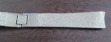 SPEIDEL STAINLESS WRISTWATCH BAND NEW OLD STOCK NOS 17MM LUGS VINTAGE