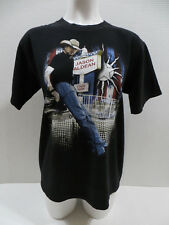 Jason Aldean shirt Medium Tour 2008 country music singer concert black graphic