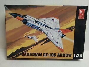 Hobbycraft 1/72 Avro Canada CF-105 Arrow RCAF started