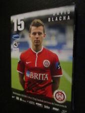 69620 David Blacha SV Wehen Wiesbaden original signierte Autogrammkarte