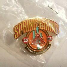 Ata Spring Grand 2003 / Lapel Hat Pin / Arizona / Thomas E. Acklin, President