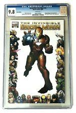 Invincible Iron Man #16 CGC 9.8