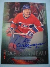 """2011-12 Upper Deck (Parkhurst Champions) """"Autographs"""" # 46 Guy Carbonneau!"""