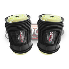 2010-14 Mercedes E550 W212 C207 Rear Airmatic Suspension Air Springs - New Pair