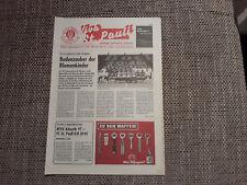 Programm FC St.Pauli - VfL Bochum (P) 05/06