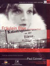 Miss Else NEW PAL Classic DVD Paul Czinner Elisabeth Bergner Albert Bassermann