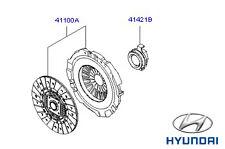 Genuine Hyundai Terracan Clutch Disk and Cover - 4120049100