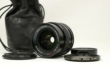 DHL✈【N MINT w/Case】Contax Carl Zeiss Distagon T 28mm F2.8 AEJ CY Lens from JAPAN