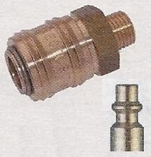 "Quick Release Coupler 1/2""bspp Male Rectus 24 KA Series CEJN 310"