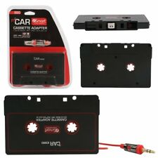 Car Audio Tape Cassette To Jack AUX For IPhone IPOD MP3 3.5mm Conection To Car