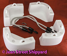 Boat Truck Universal Igloo Yeti Coleman Grizzly Pelican Orca Cooler Mounting Kit