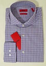 1c5982f11ed Hugo Boss Red Label C-meli Dress Shirt Sharp Fit 16 34 35 Purple