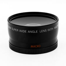 Wide Angle Lens 0.45x for Nikon D5200 D3200 D3100 D5100 with Nikkor 50mm f/1.4D