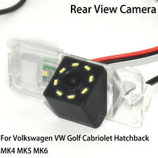 HD CCD Car Rear View Reverse Parking Camera for Volkswagen VW Golf MK4 MK5 MK6