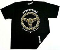 STREETWISE CHAIN WHEEL T-shirt Urban Streetwear Tee Men's New