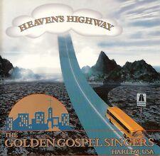 THE GOLDEN GOSPEL SINGERS : HEAVEN'S HIGHWAY / 2 CD-SET - TOP-ZUSTAND