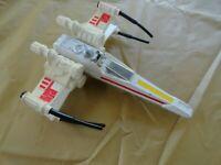 Vintage 1978 Kenner Star Wars Die Cast X-Wing Fighter No. 38580 Hong Kong