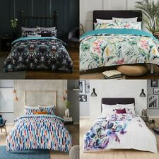 Digital Print 100% Cotton Duvet Cover Sets with Pillow Cases Bedding All Sizes