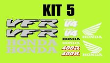 VFR400 decals sticker kit for road, track, race bike or toolbox #119K5