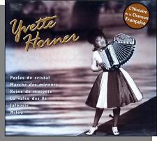 Yvette Horner - L'Histoire de la Chanson Francaise (2000) - New 16 Song CD!