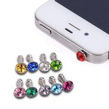 Tappo anti polvere colorati pin metallico x foro cuffia Smartphone,iPhone:LEGGI!
