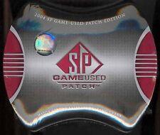2004 Upper Deck SP Game Used Patch MLB Baseball Hobby Box Tin