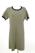 COS Kleid Gr. L / 40 Etuikleid Baumwolle Sommerkleid Stretchkleid Dress Robe