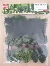 HO - Busch - ref.6490 - 35 árboles de hoja y abetos