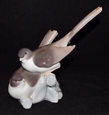 Lladro Spanish Porcelain Figurine #4667 Birds by Daisa