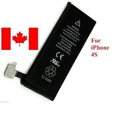 Brand New Internal Replacement 3.7V Li-ion Battery for iPhone 4S CANADIAN Seller