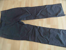 FRENCH CONNECTION blaue Chino Pants Gr. 32 TOP BS3