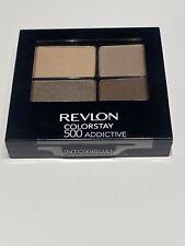 Revlon Colorstay 16 Hour Eye Shadow In 500 Addictive