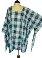 6X 7X 8X 9X Kimono Cotton Caftan Plus Size Kaftan Shirt Top Tunic P2287-2
